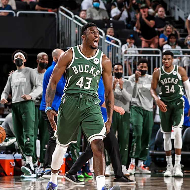 NBA MilwaukeeBucks 750 750