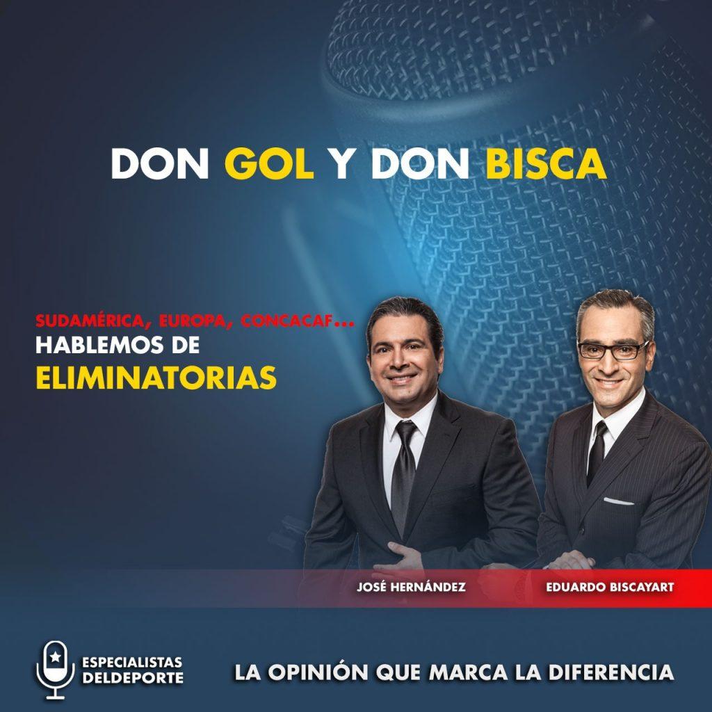 Don Gol y Don Visca eliminatorias
