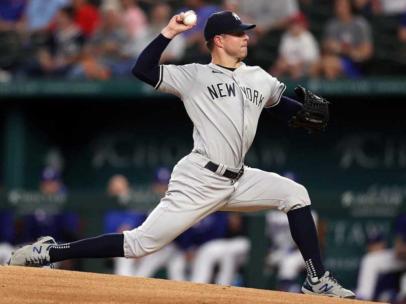 New York Yankees Corey Kluber